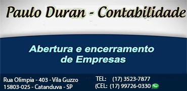 Paulo Duran Contabilidade